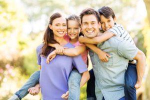 family dentist in southlake cares for children